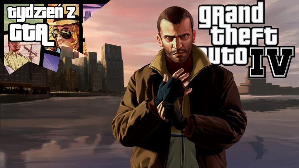 Tydzie� z GTA - Nowa jako�� w Grand Theft Auto IV