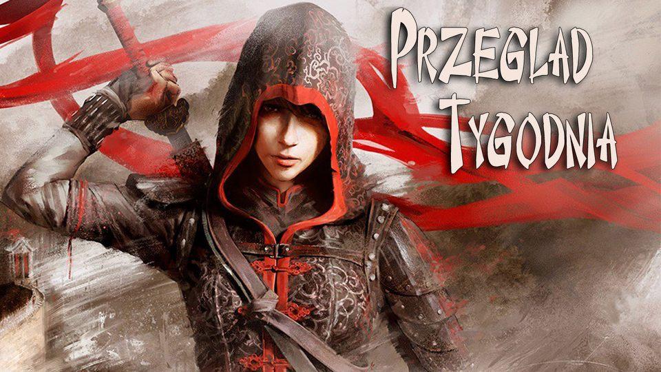 Przegl�d Tygodnia - nowy Assassin, nowy Total War, nowy Steam