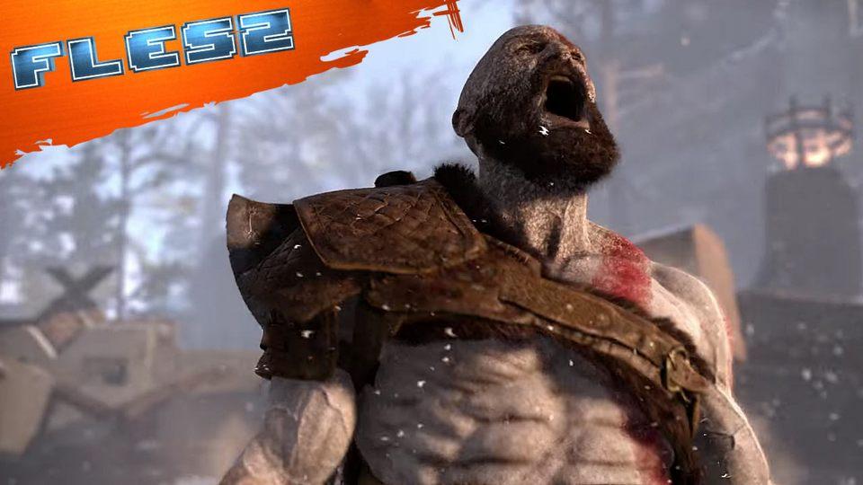 Nowy God of War bez multiplayera FLESZ - 22 czerwca 2016
