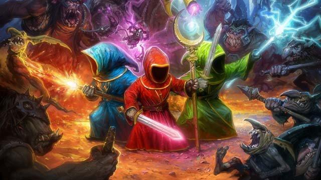 Magicka - naj�mieszniejsza gra fantasy