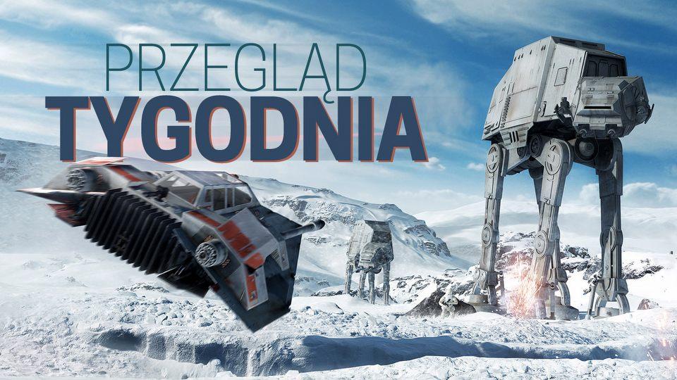 Gwiezdne wojny i gwiazdy rocka - PRZEGL�D TYGODNIA