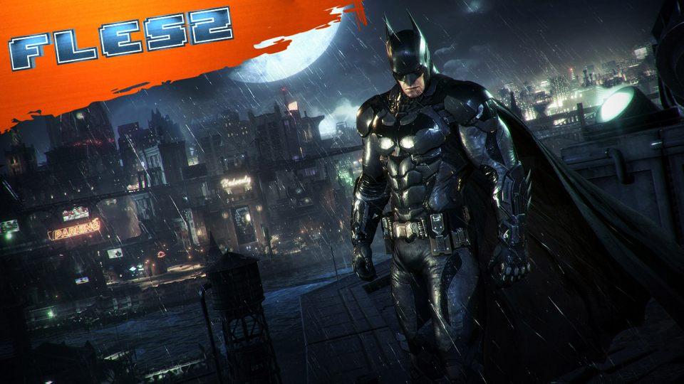 Batman brutalny jak nigdy. FLESZ � 26 lutego 2015
