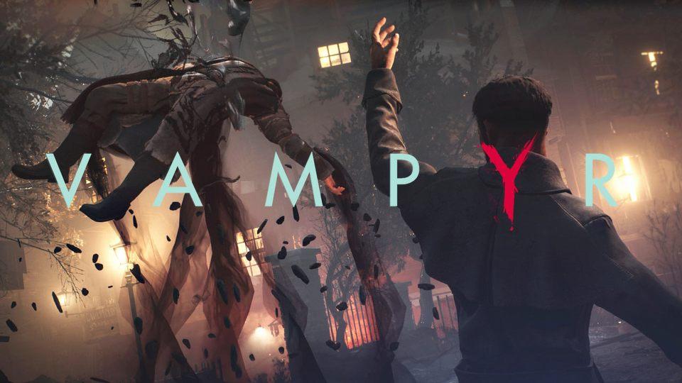 RPG od twórców Life is Strange - Vampyr na E3 2017
