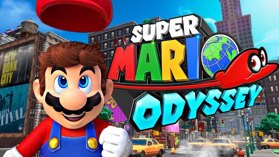 Mario jako sandbox? Gramy w Super Mario Odyssey