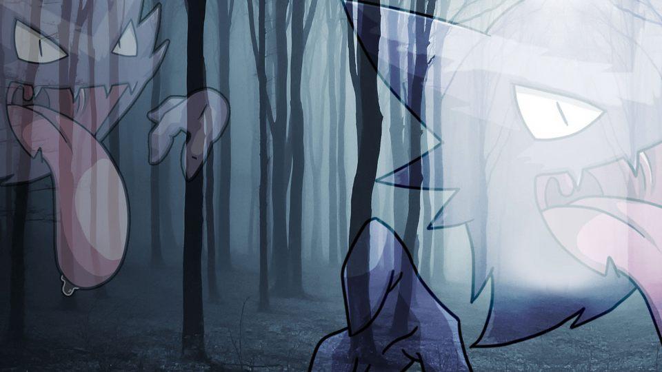 Pokemony grozy - miejskie legendy �wiata gier