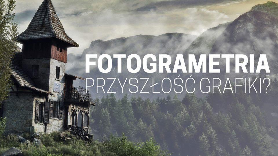 Fotogrametria - czy to przysz�o�� realistycznej grafiki w grach?