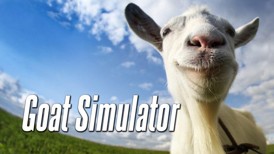 Goat Simulator - dzie� z �ycia kozy w Symulatorze kozy
