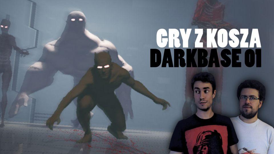 Gry z Kosza #20 � DarkBase 01, czyli esencja nudy w stylu Alien Breed