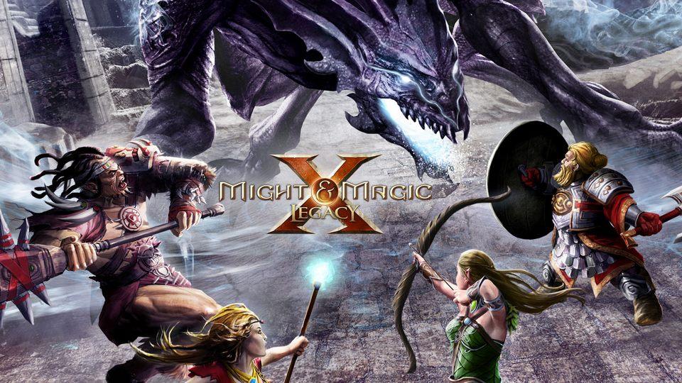 Might & Magic X: Legacy - klasycznie a� boli!