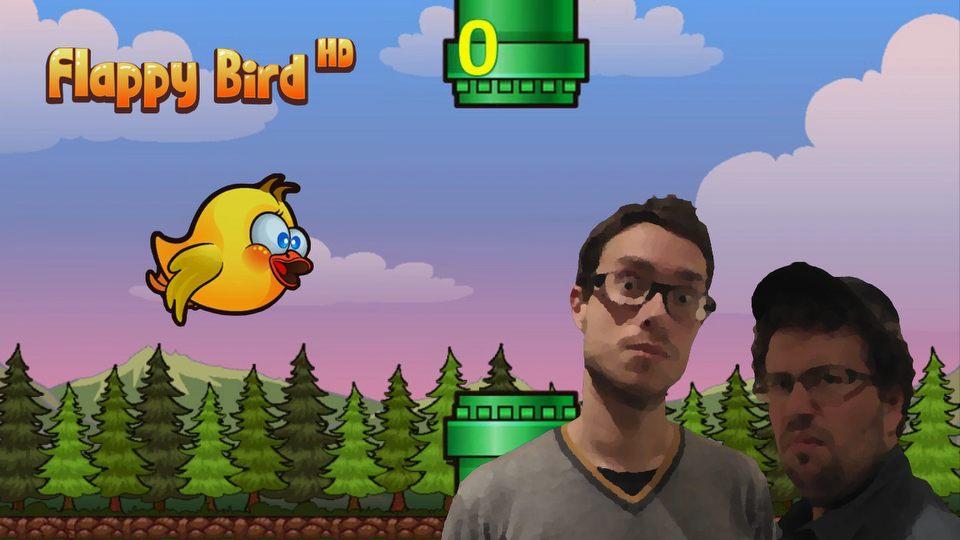 Gry z Kosza #8 � Flappy Bird HD, czyli drugie uderzenie frustracji