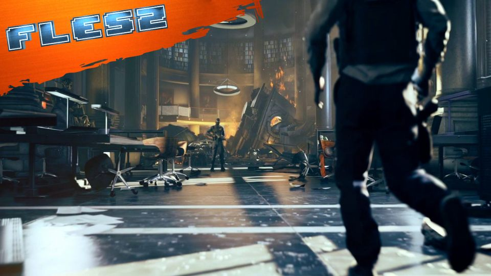 FLESZ � 28 pa�dziernika 2014. Quantum Break i Wied�min 3 w akcji