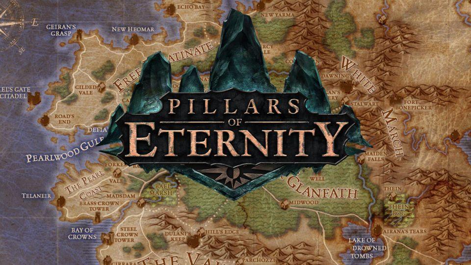 Pillars of Eternity - rzecz o świecie oraz miastach rodem z Baldur's Gate