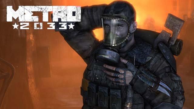 Gramy w Metro 2033 - na powierzchni