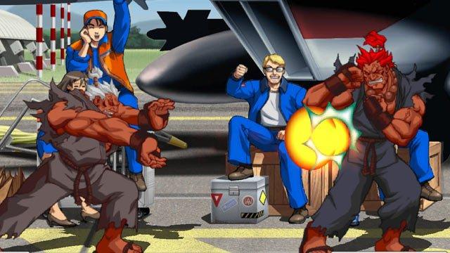 Gramy w Super Street Fighter II Turbo HD Remix