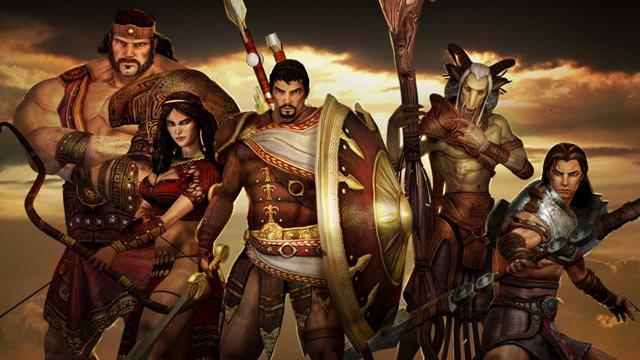 Gramy w Rise of the Argonauts