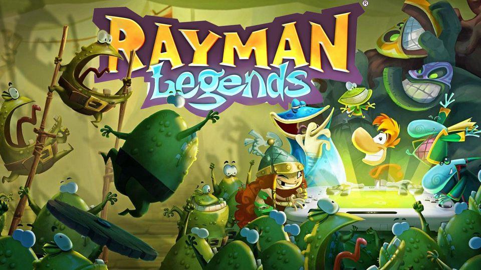 Gramy w Rayman Legends - król platformówek powraca?