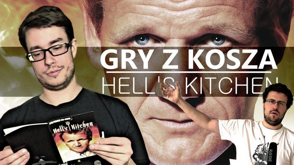 Gry z Kosza #28 � Hell's Kitchen przepisem na sukces?