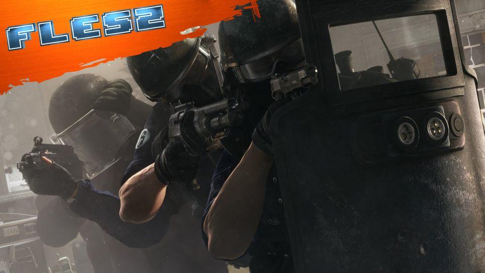Gotowi na szturm? Znamy dat� premiery Rainbow Six: Siege. FLESZ � 15 maja 2015