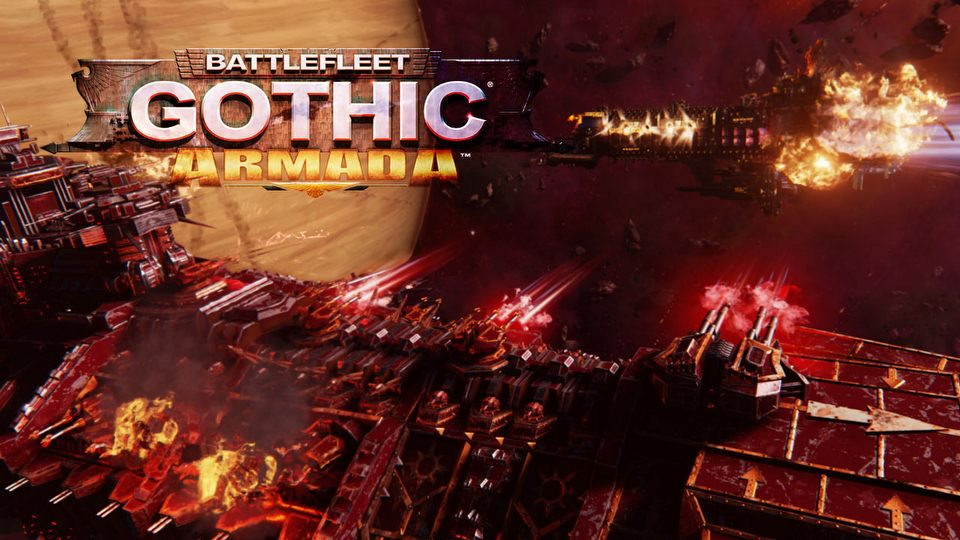 Pi�kny i mroczny kosmos - recenzujemy strategi� Battlefleet Gothic: Armada