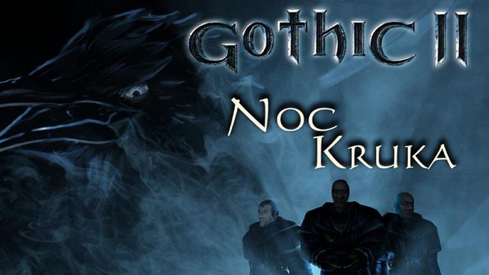 Gramy w Gothic II: Noc Kruka! Dodatek doskona�y?
