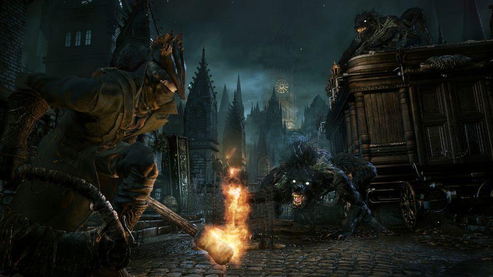 Gramy w Bloodborne � Dark Souls w nowych szatach, mroczniejsze ni� kiedykolwiek