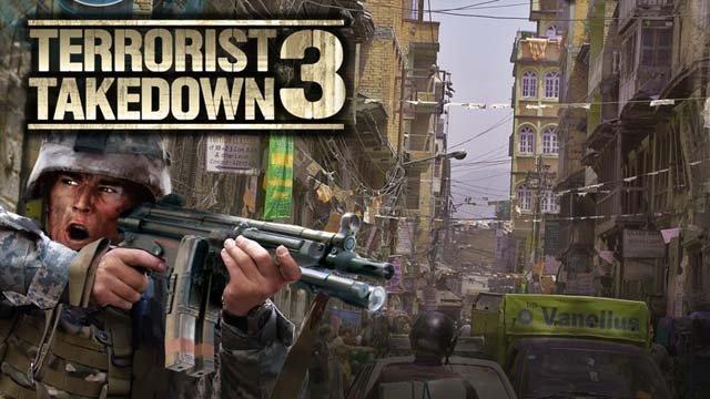 Gramy w Terrorist Takedown 3