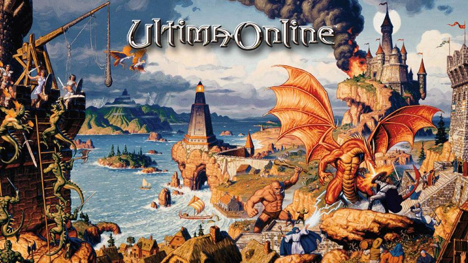 Ultima Online - gra MMO, kt�ra kr�lowa�a przed World of Warcraft