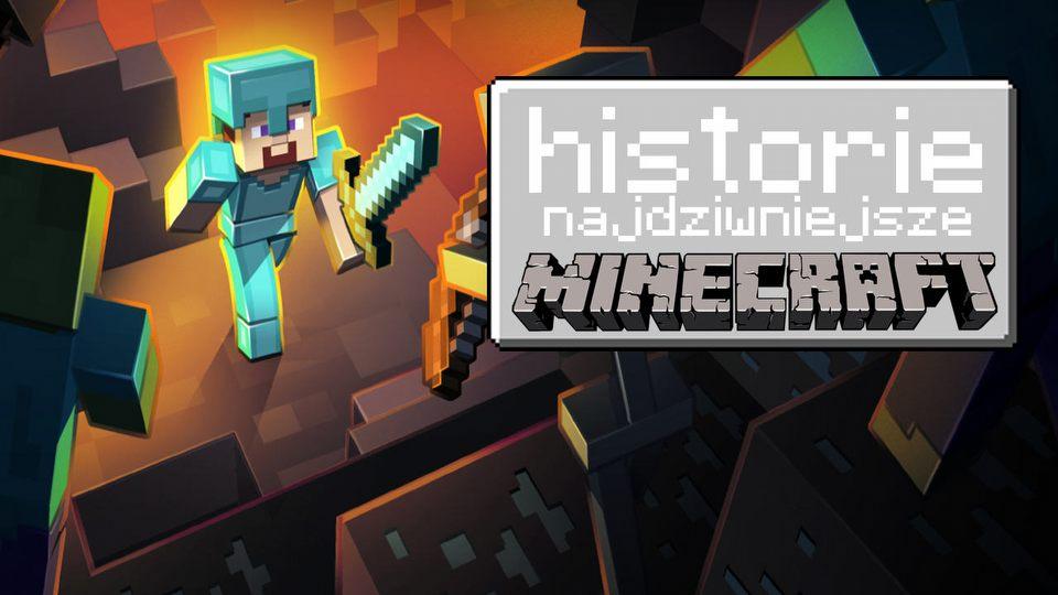 Najciekawsze I Najdziwniejsze Historie Z Minecrafta Tajemnice