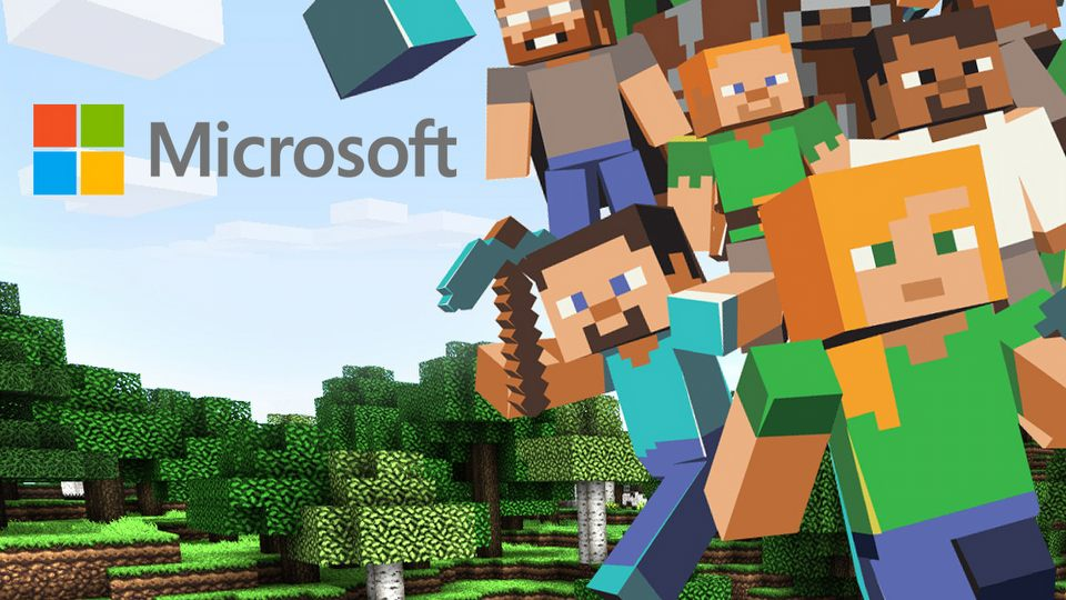 Komentarz: po co Microsoft kupi� Minecrafta?