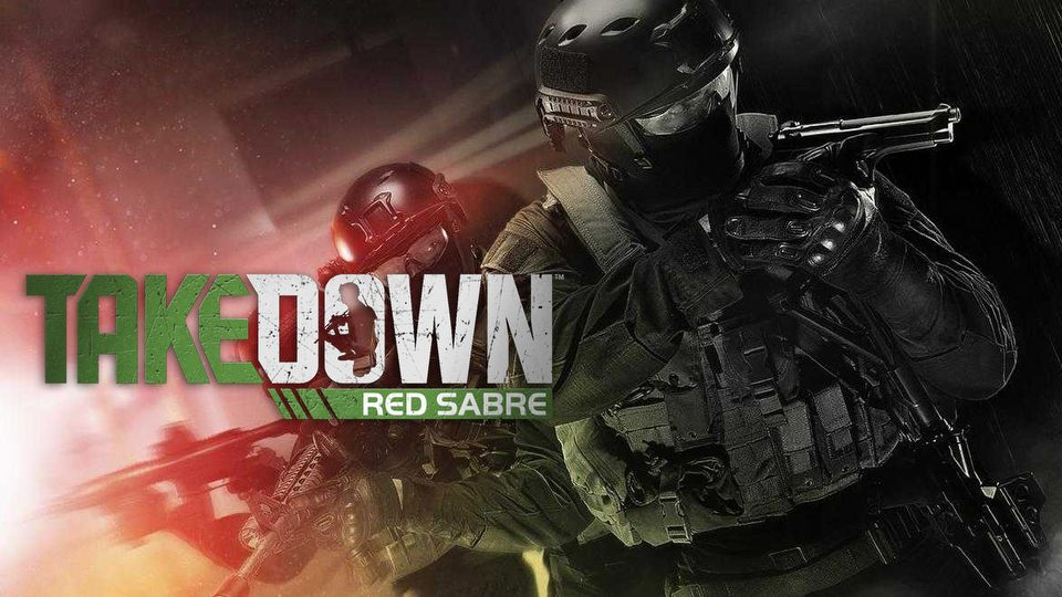Gramy w Takedown: Red Sabre - parodia Rainbow Six