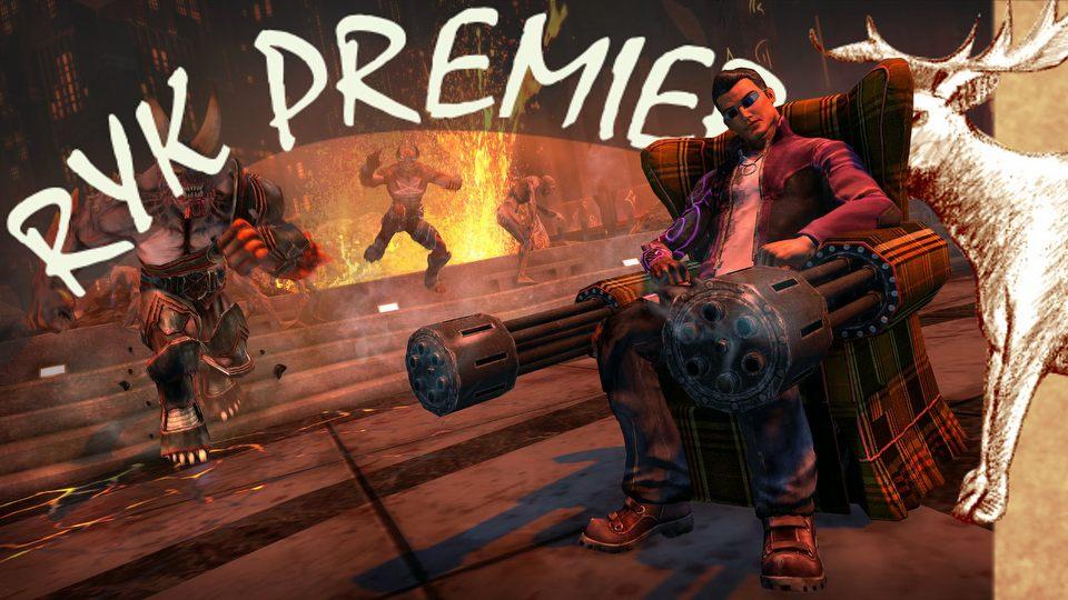 Piekielny Saints Row i powr�t Resident Evil � FLESZ: Ryk Premier � 19 stycznia 2015