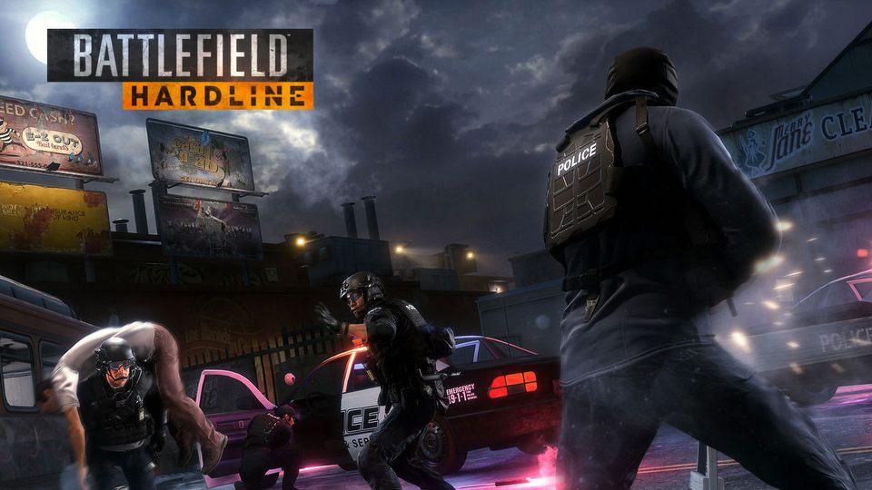 Battlefield: Hardline – szybko i klimatycznie. Krótkie wrażenia z bety