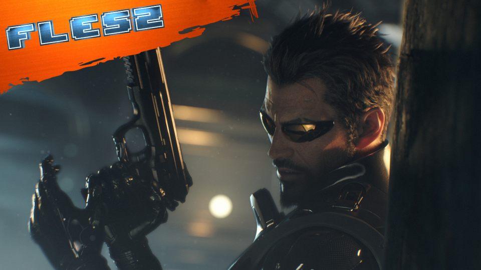 Deus Ex powraca! Zapowiedziano now� gr� z serii. FLESZ � 8 kwietnia 2015
