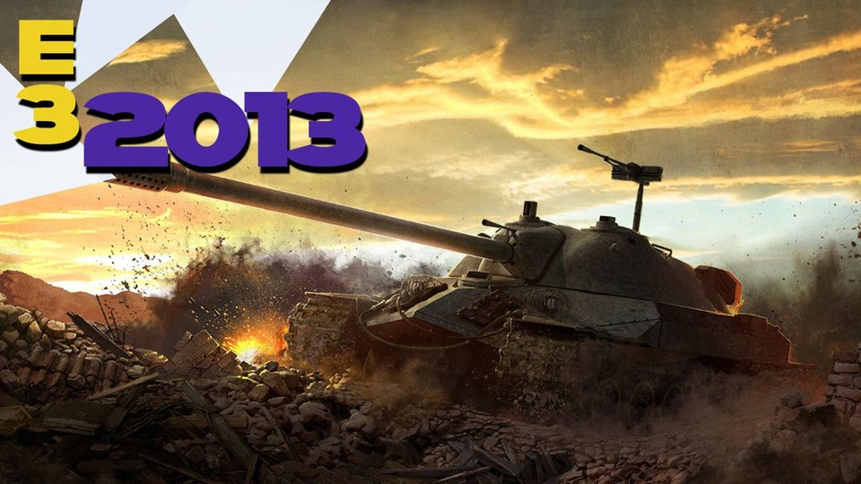 E3: Gramy w World of Tanks na Xboksa 360