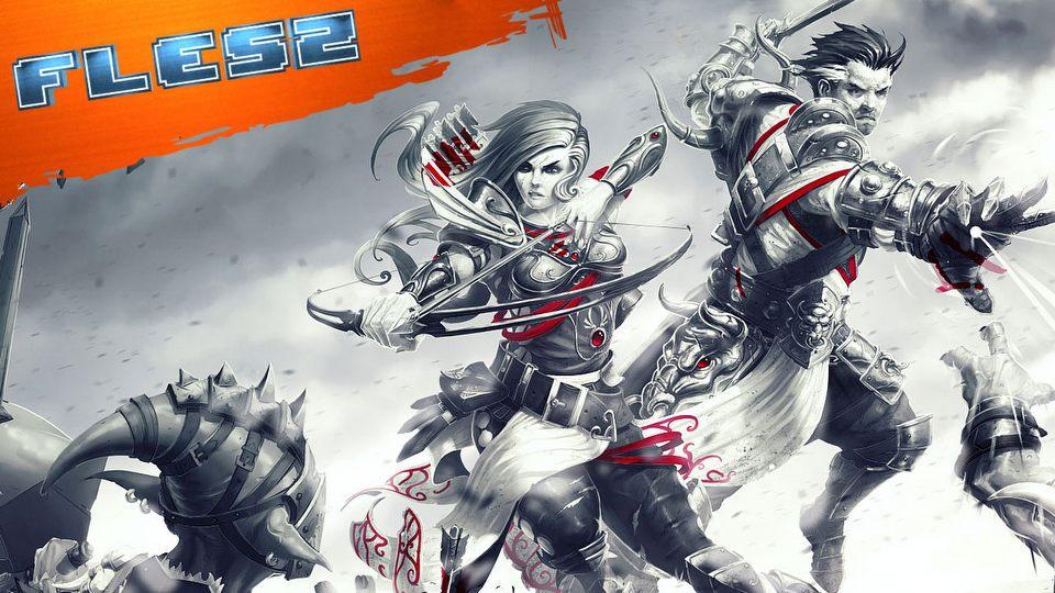 Klasyczny RPG w nowym wydaniu! Divinity kontratakuje - FLESZ � 19 maja 2015