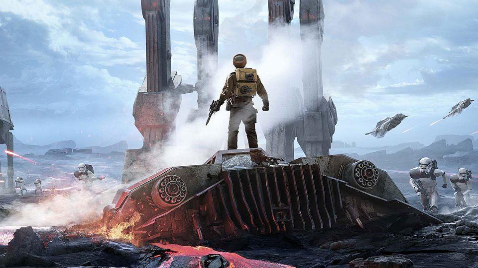 Star Wars: Battlefront - to NIE B�DZIE kolejny Battlefield?