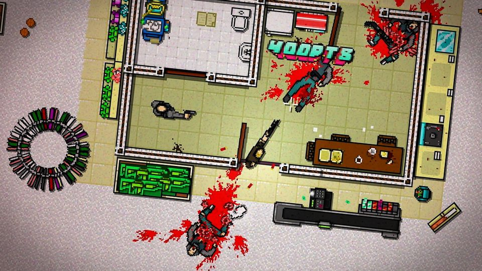 Gramy w Hotline Miami 2 na targach gamescom 2014!
