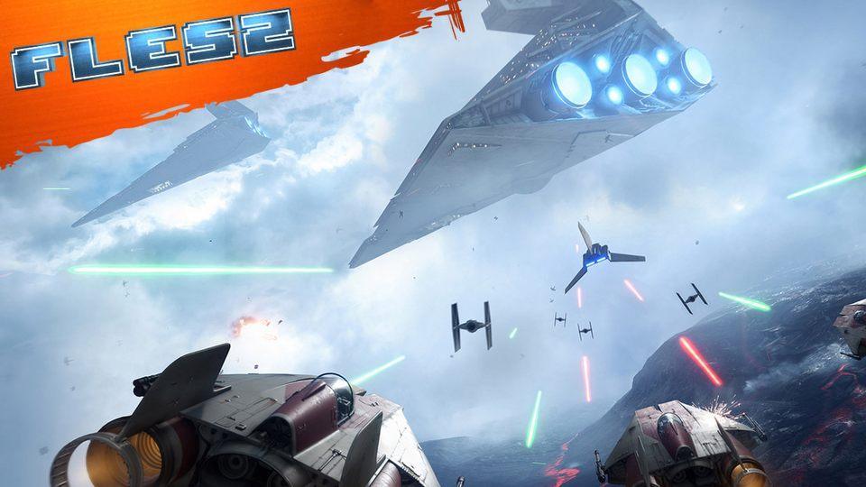 Battlefront na PC bez przegl�darki serwer�w... FLESZ � 3 wrze�nia 2015