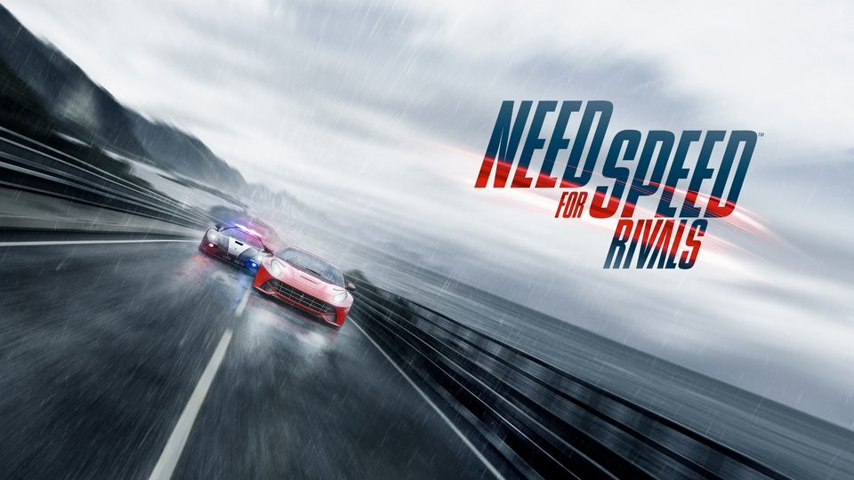 PS4 vs PC - Need for Speed: Rivals