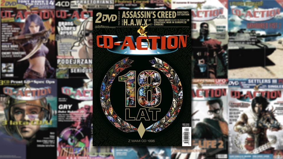 18 lat CD-Action!
