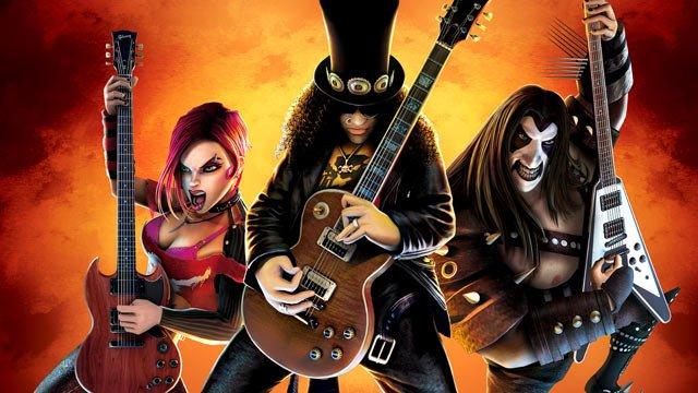 Gramy w Guitar Hero 3