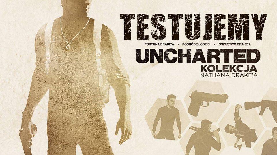 Od�wie�one hity z PS3 - czy warto zainwestowa� w Kolekcj� Nathana Drake'a?