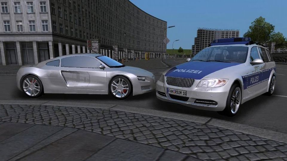 Gry z Kosza #1 - Symulator pojazdów specjalnych