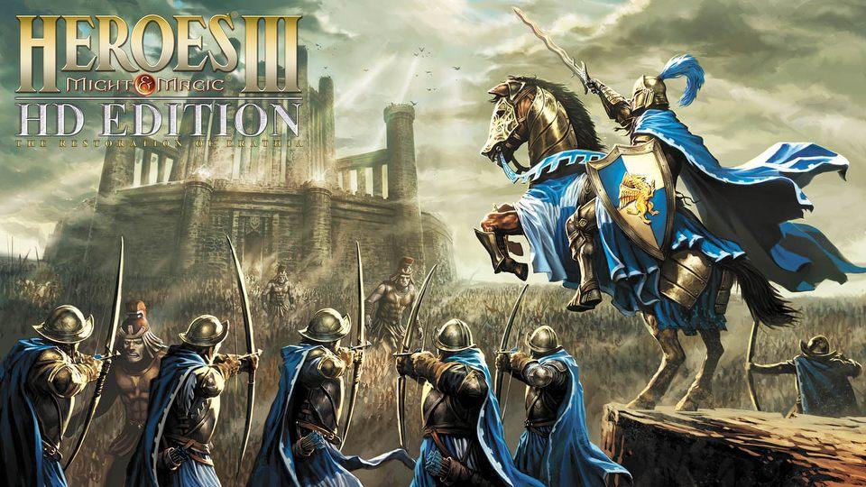Heroes of Might & Magic III HD i gor�ce krzes�a � Arasz i Hed oceniaj� konwersj�