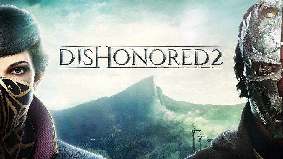 Znalezione obrazy dla zapytania dishonored 2 PC fps