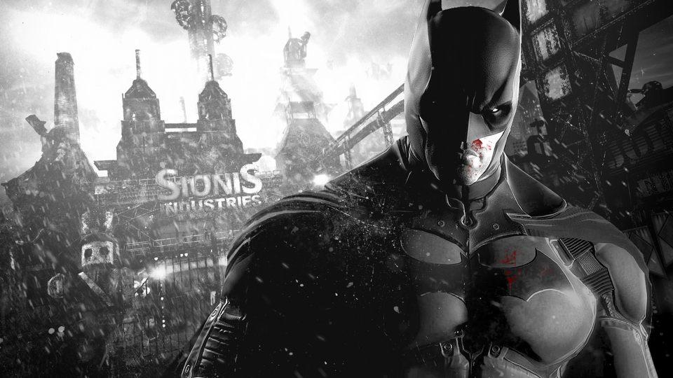 Batman: Arkham Origins - polowanie na w�a