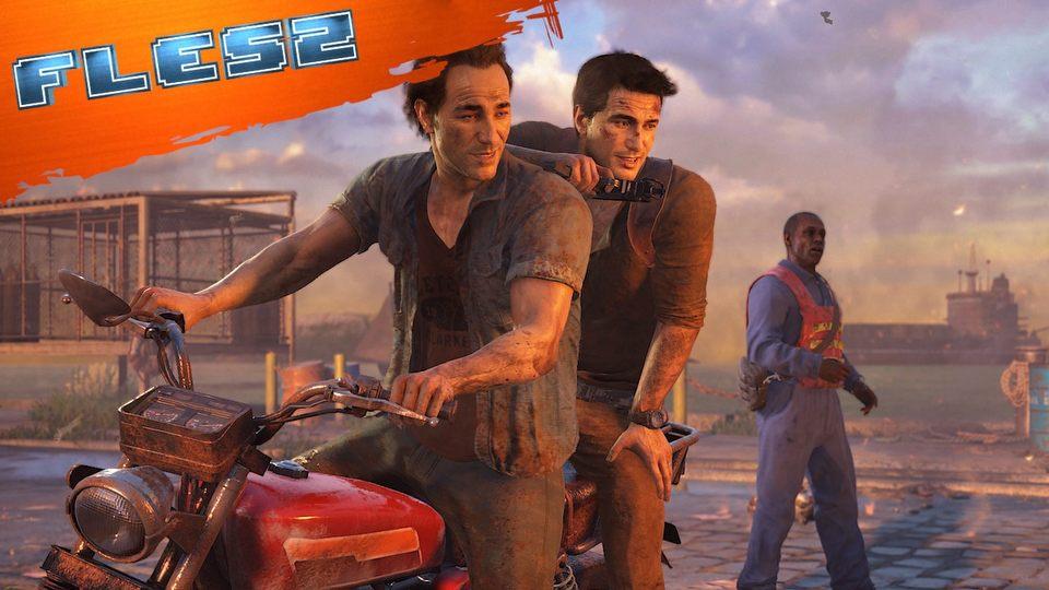 Uncharted 4 wygl�da ob��dnie. FLESZ � 2 lipca 2015