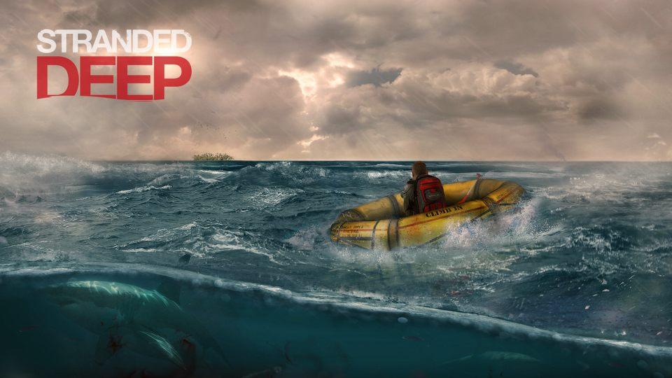 Stranded Deep i przetrwanie na bezludnej wyspie � testujemy now� gr� w Samcu Alfa #30