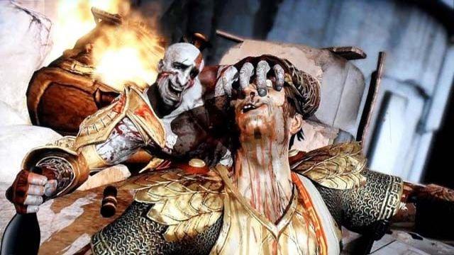God of War III - por�wnanie wersji j�zykowych