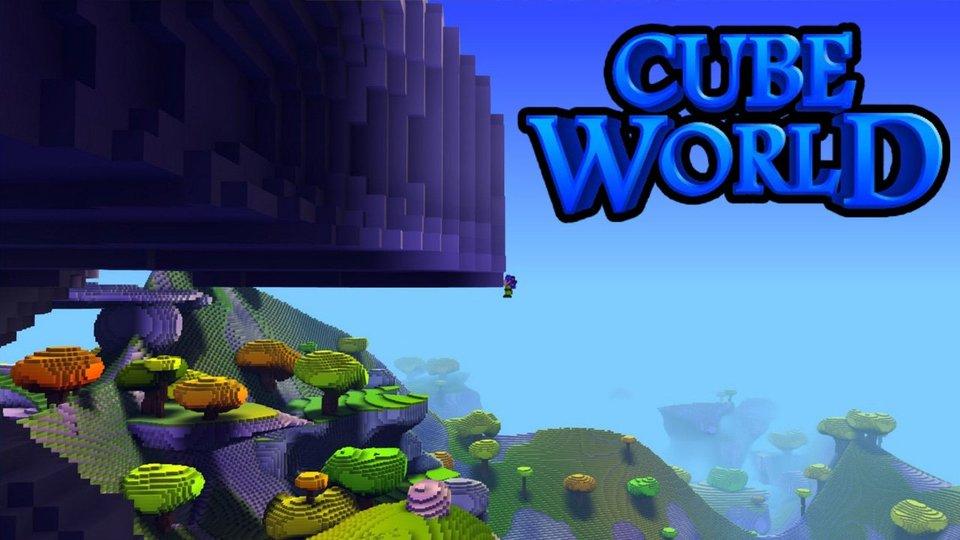 Cube World - niesko�czony otwarty �wiat